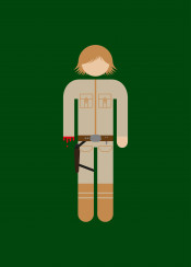 luke  pictogram  portrait  film  geek  movie  minimal