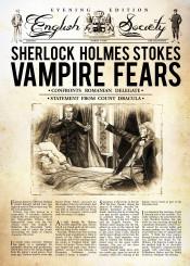 sherlock holmes detective horror crime riddle dracula vampire vampires