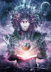 ocean  book  atlas  love  world  earth  goddess  god  spiritual  meditation  trippy  lsd  dmt