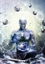 visionary  cameron  grey  gray  art  planets  meditation  anatomy  zen  meditate  spiritual  tree  nature  trippy  lsd  dmt  psychedelic  awakening