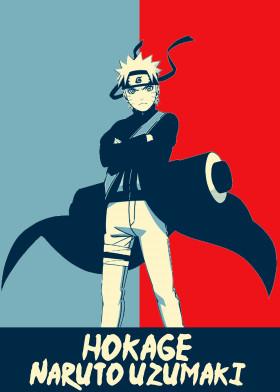Anime posters - prints on metal for anime lovers | Displate