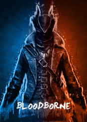 bloodborne hunter hot cold games acrylic