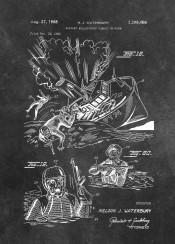 patent patents graphic illustration invention vintage scheme decor decoration black white