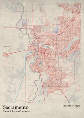 Oldschool Maps by Rockstone   metal posters - Displate