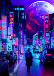 2077 shot steve roe cosmos modern tokyo seoul trvl
