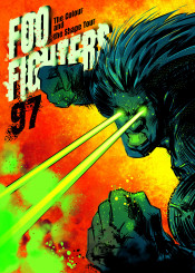 90s american celebrity davegrohl fame foofighters music nirvana power rock rocknroll seattle superhero usa