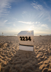 beach sky sand sun holiday summer happy sunset evi radauscher sylt germany water photography number chair relax quiet