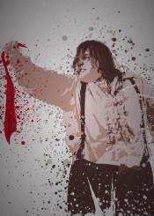 meatloaf bat out hell singer rock music splatter