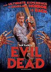 evil dead bruce ash groovy horror