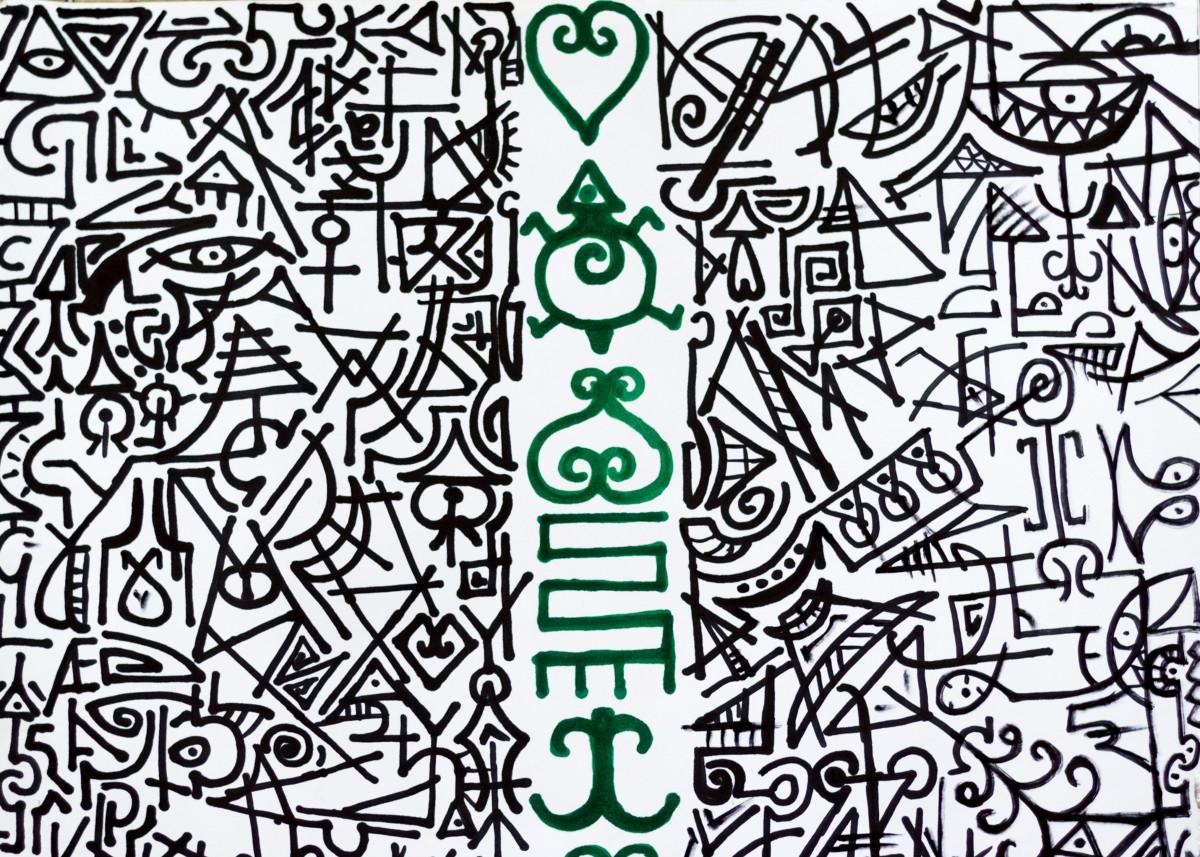 Artist: best igwe | metal posters - Displate