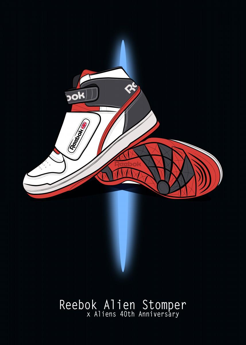 Nike Air Max 1 by Grand Art Bazaar   metal posters Displate