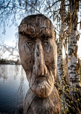 Gifhor Wood Faces II