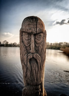 Gifhor Wood Faces VII
