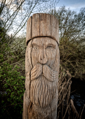 Gifhor Wood Faces I