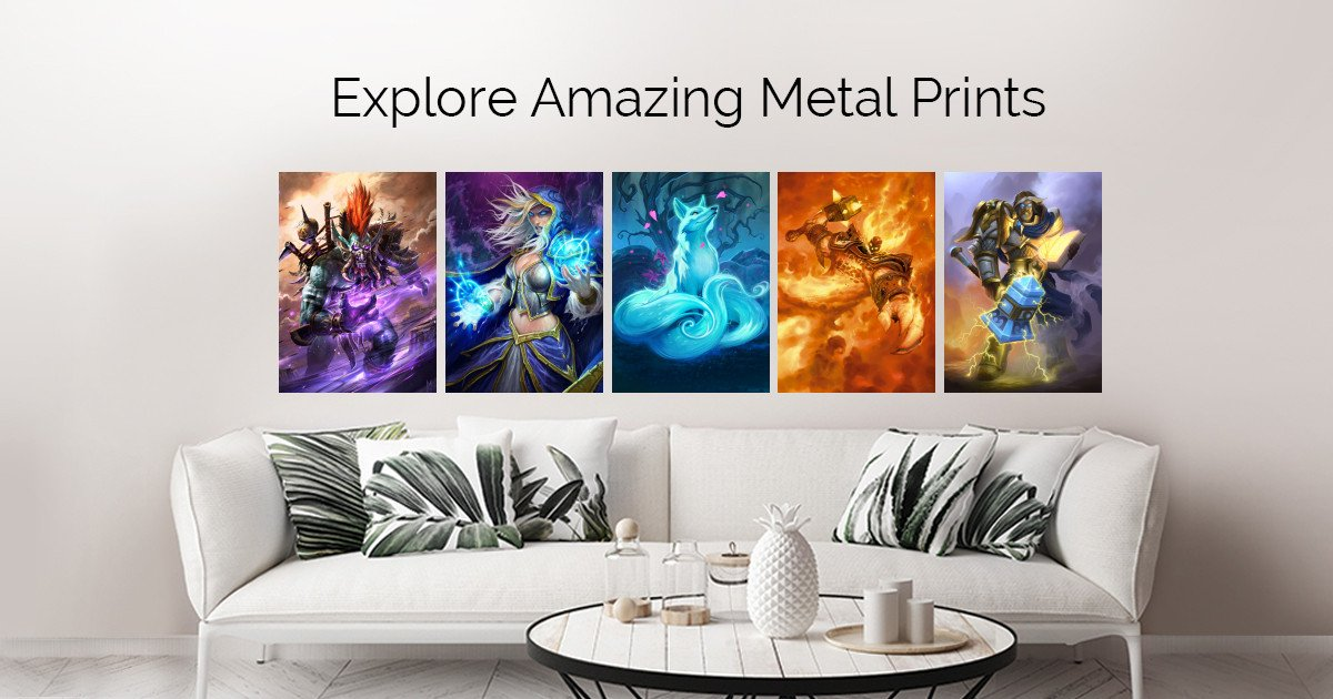 Hearthstone Bestselling Poster Prints By Blizzard Displate