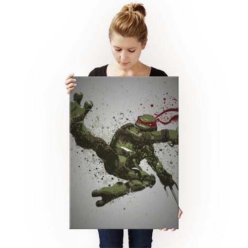 teenage mutant ninja hero turtles tmnt donatello leonardo michelangelo raphael Abstract