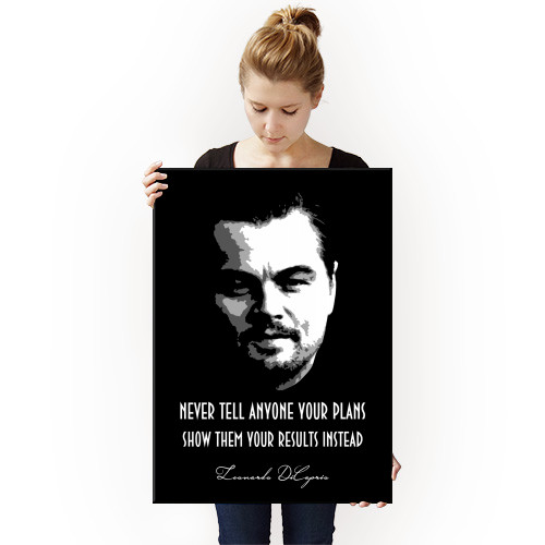 leonardo dicaprio results plans quotes sayings beegeedoubleyou black Celebrities