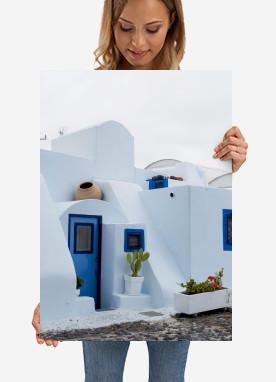 minimal minimalhouse house santorini greece island islandhouse kyklades oia fira thera caldera greekisland haroulita
