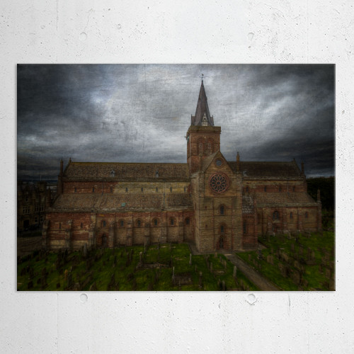 orkney st magnus cathedral kirkwall photography cemetary graveyard religious Landscape