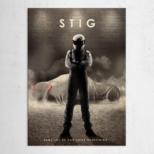stig top gear driver Moto