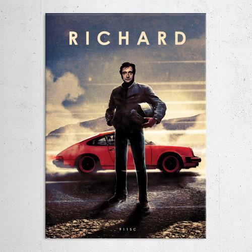 richard hammond hamster top gear 911sc porsche Moto