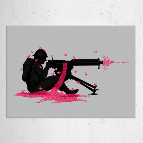 bloom machine gun