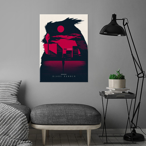 balde runner movie poster Movies & TV