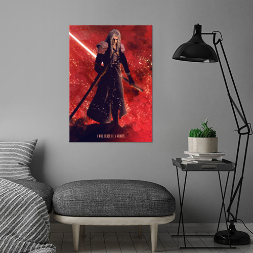 sephiroth final fantasy sword soldier Gaming