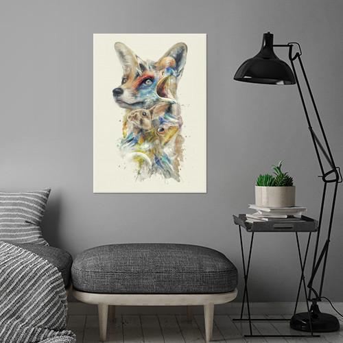 starfox fox toad mccloud rabbit vintage painting nintendo geeky falco space exposure arwing lylat Gaming