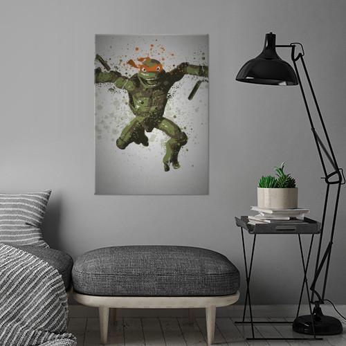 teenage mutant ninja hero turtles tmnt donatello leonardo michelangelo raphael Movies & TV
