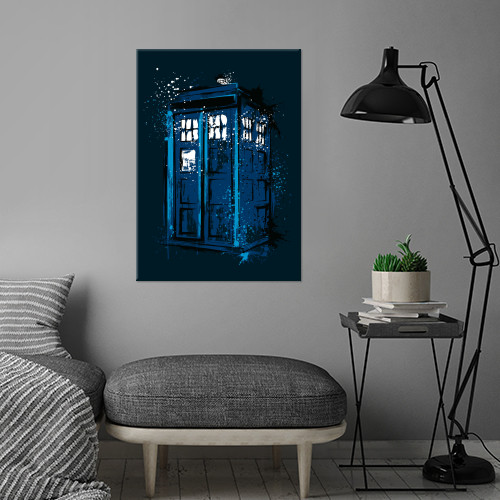 doctor who time space tardis Movies & TV