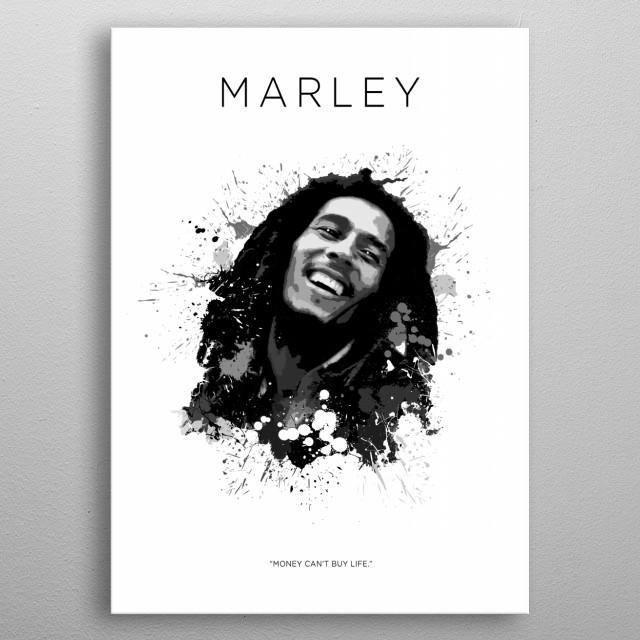 Bob Marley By KOO CONCEPT