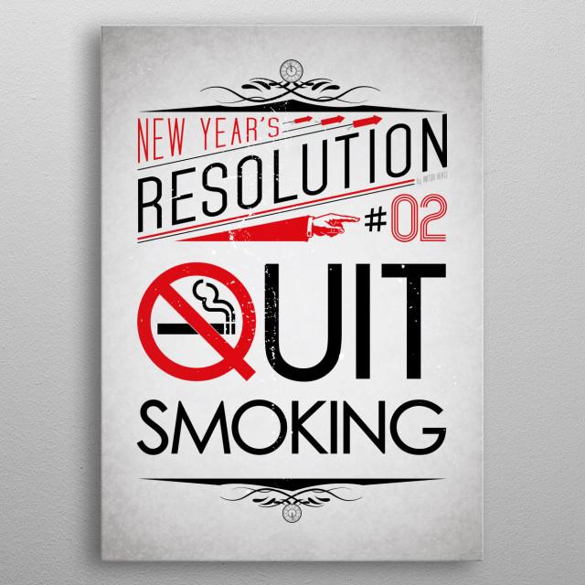 Quit smoking\