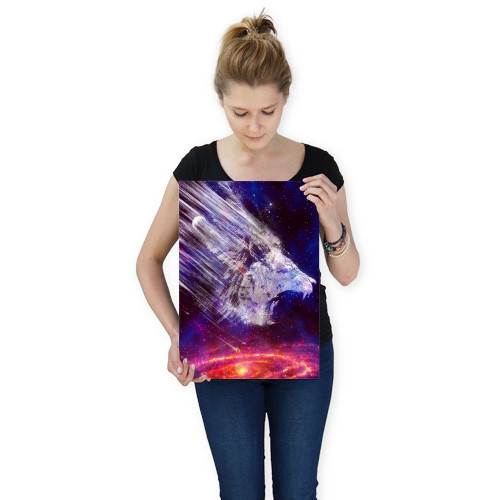 lion animal wild life space galaxy stars moon planets cosmic hunter cool space nebula spiral energy Animals