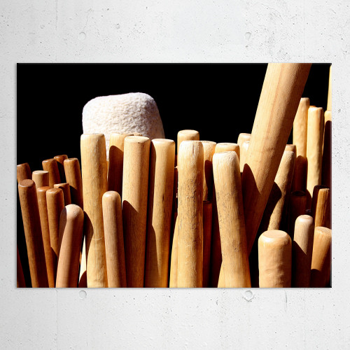 bachi drumsticks japanese taiko music Abstract