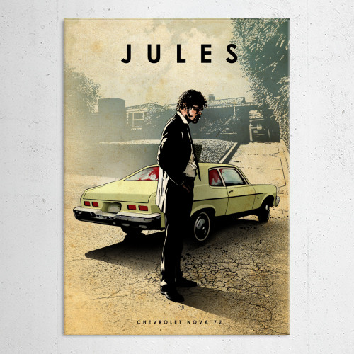 jules chevrolet nova samuel jackson car legends legend pulp fiction Moto