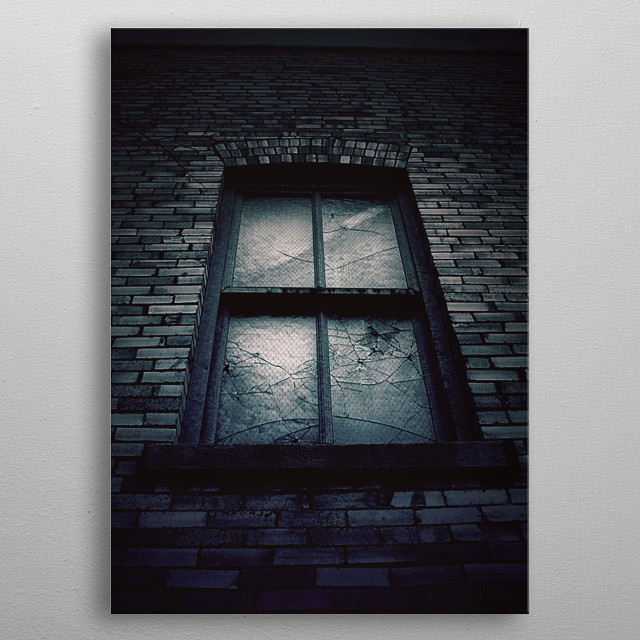 Home I'll Never Be... metal poster