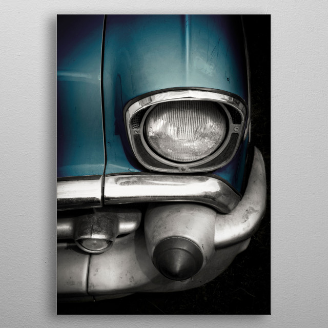 This marvelous metal poster designed by imagefactory to add authenticity to your place. Display your passion to the whole world. metal poster