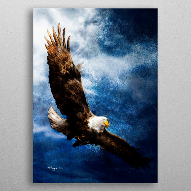 High-quality metal wall art meticulously designed by roma would bring extraordinary style to your room. Hang it & enjoy. metal poster