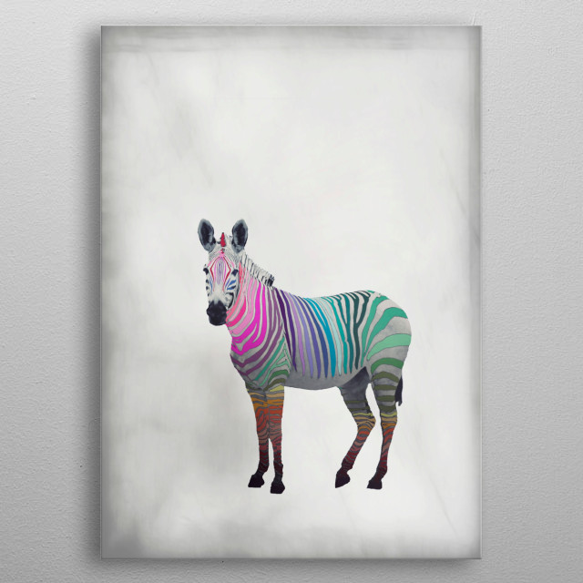 High-quality metal print from amazing Favorite Art Pieces collection will bring unique style to your space and will show off your personality. metal poster