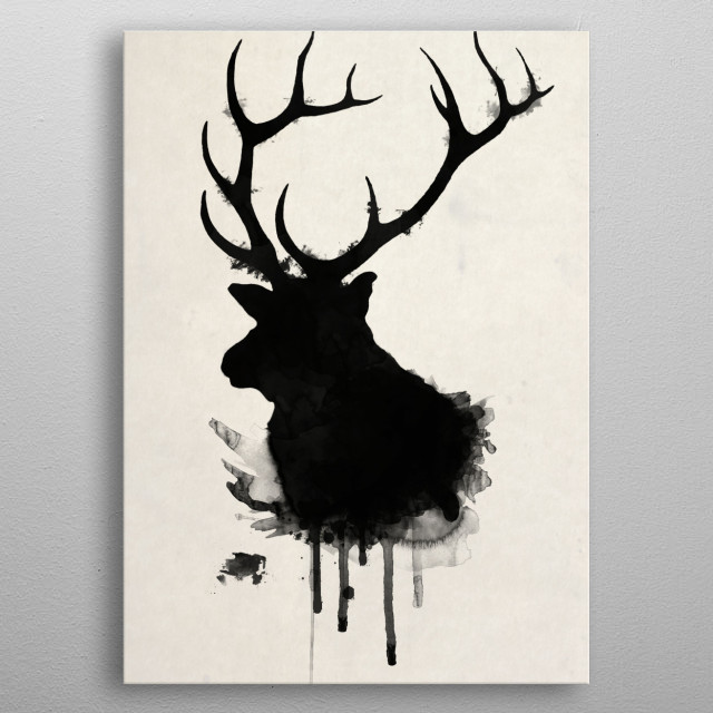 This marvelous metal poster designed by nicklasgustafsson to add authenticity to your place. Display your passion to the whole world. metal poster