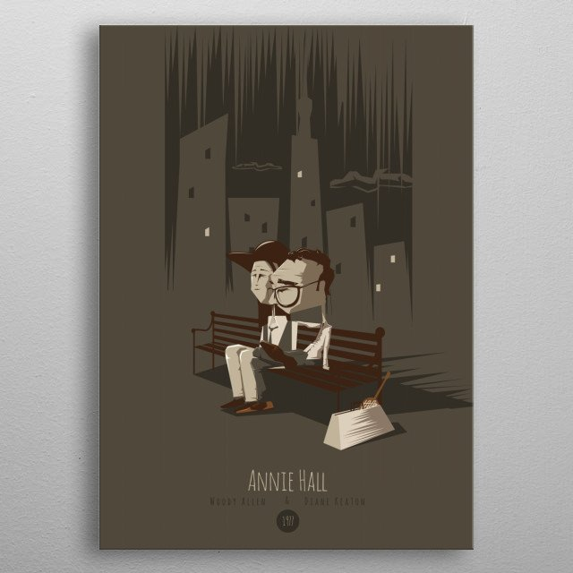 This marvelous metal poster designed by innomedio to add authenticity to your place. Display your passion to the whole world. metal poster