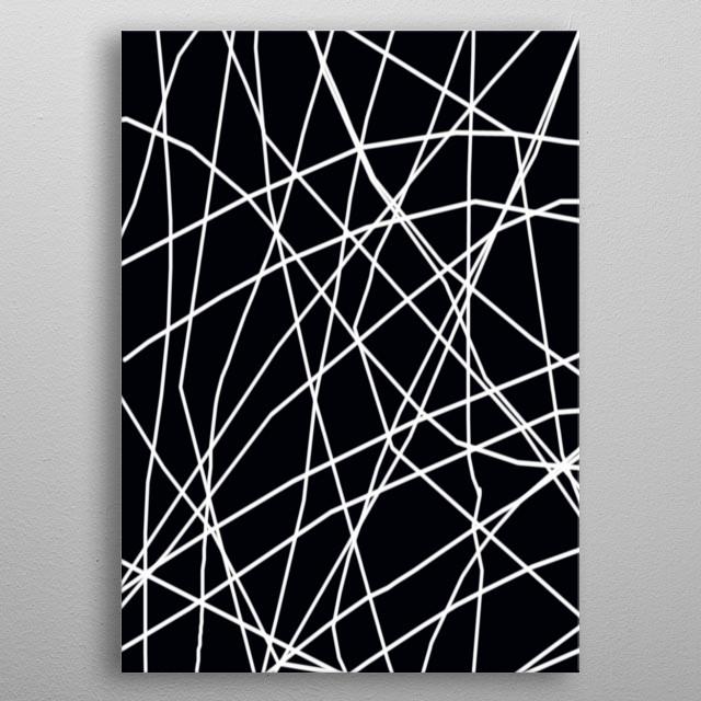 paucina metal poster