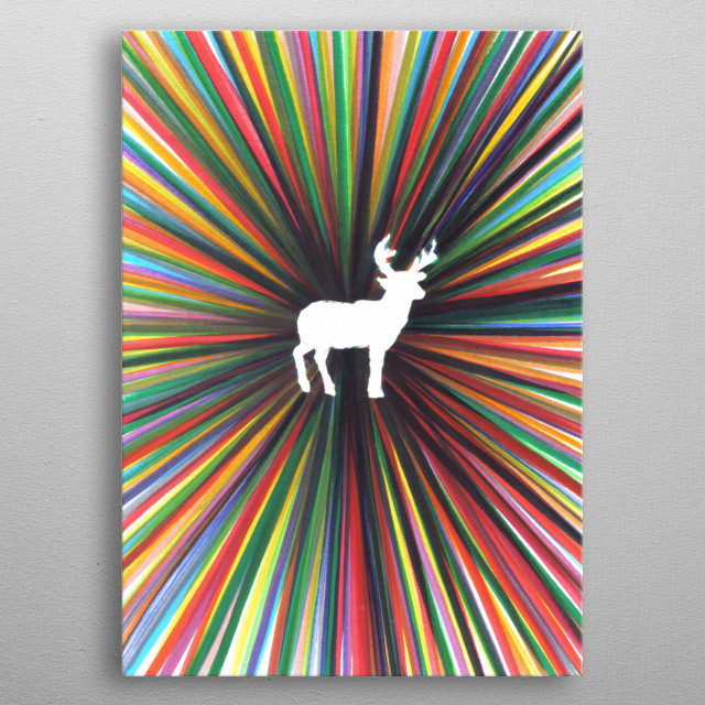 This marvelous metal poster designed by federicofaggion to add authenticity to your place. Display your passion to the whole world. metal poster
