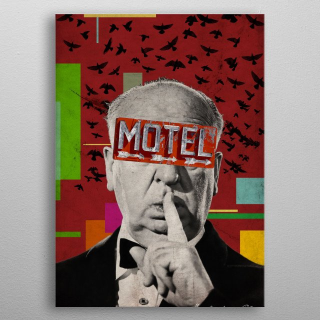 High-quality metal print from amazing Public Figures collection will bring unique style to your space and will show off your personality. metal poster