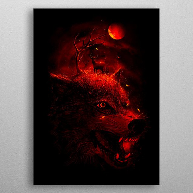 High-quality metal wall art meticulously designed by nicebleed would bring extraordinary style to your room. Hang it & enjoy. metal poster