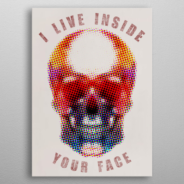 Fascinating  metal poster designed with love by fimbis. Decorate your space with this design & find daily inspiration in it. metal poster