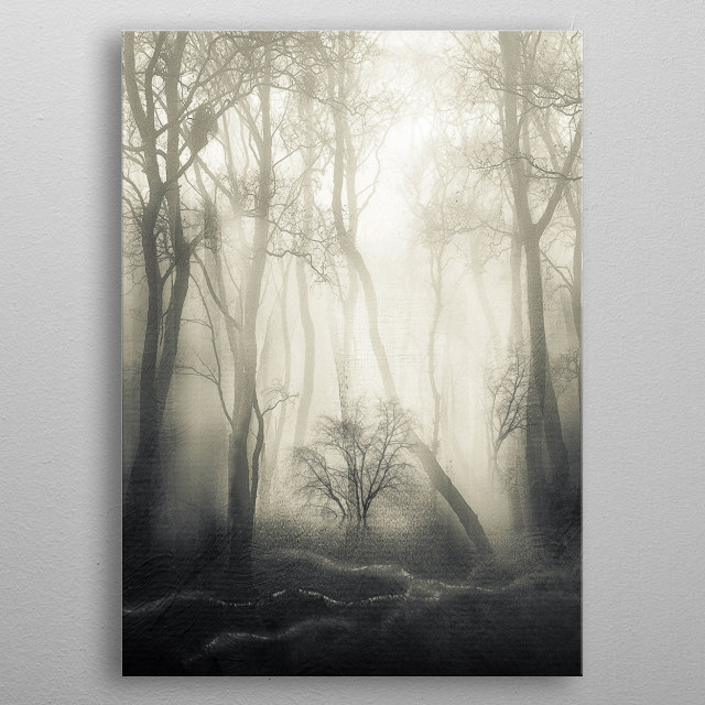 These Dreams... metal poster