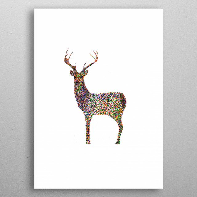 Fascinating  metal poster designed with love by federicofaggion. Decorate your space with this design & find daily inspiration in it. metal poster