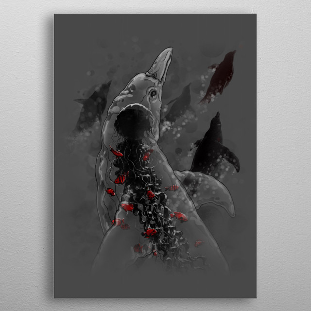 High-quality metal print from amazing Angrymonk Gallery collection will bring unique style to your space and will show off your personality. metal poster